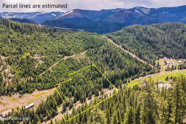 1706A Nine Mile Road, Wallace, ID 83873 (#21-4495) :: Team Brown Realty