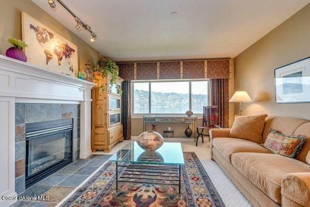 4797 S Arrow Point Dr #204, Harrison, ID 83833 (#21-4693) :: Kroetch Premier Properties