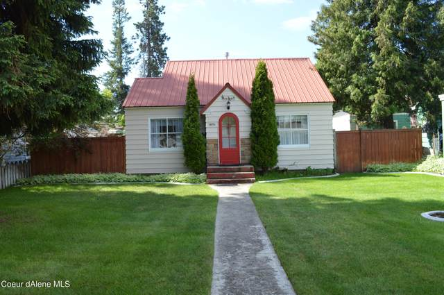 1406 E St Maries Ave, Coeur d'Alene, ID 83814 (#21-4996) :: Five Star Real Estate Group