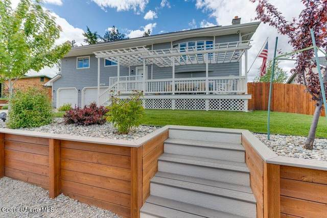 1607 N Glasgow Dr, Post Falls, ID 83854 (#21-5070) :: Mall Realty Group