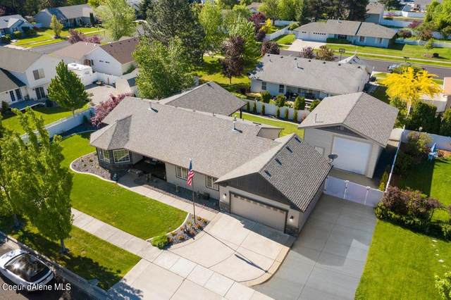 1314 E Brittney Ave, Coeur d'Alene, ID 83815 (#21-5073) :: Mall Realty Group
