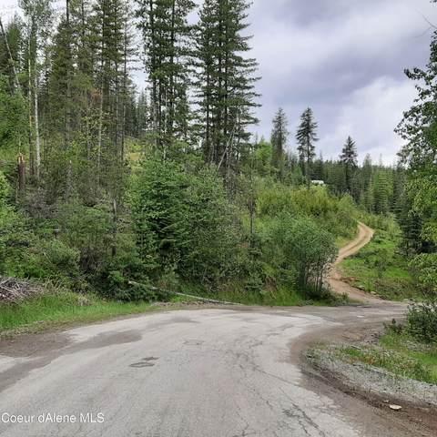 Polaris Peak Road, Kellogg, ID 83837 (#21-5098) :: Keller Williams Realty Coeur d' Alene