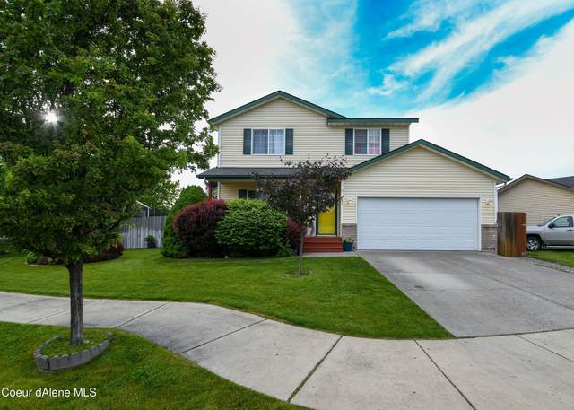 341 E Dragonfly Dr, Coeur d'Alene, ID 83815 (#21-5120) :: Mall Realty Group