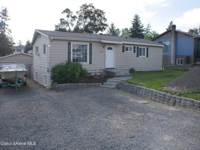 1034 S. 3rd Street, St. Maries, ID 83861 (#21-5179) :: CDA Home Finder