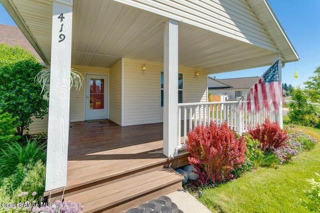 419 W Ashworth Ln, Post Falls, ID 83854 (#21-5190) :: Five Star Real Estate Group