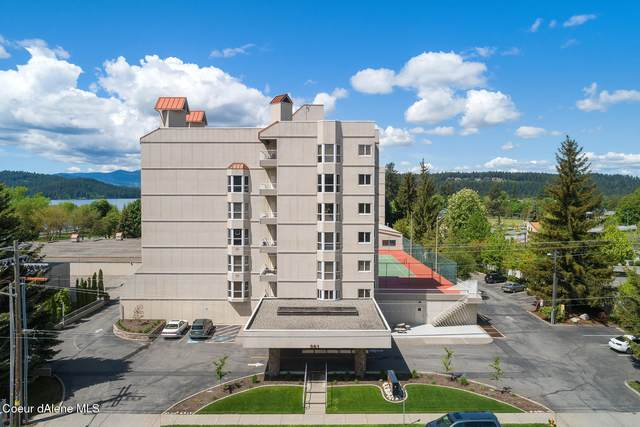 301 N 1ST St #708, Coeur d'Alene, ID 83814 (#21-525) :: Five Star Real Estate Group