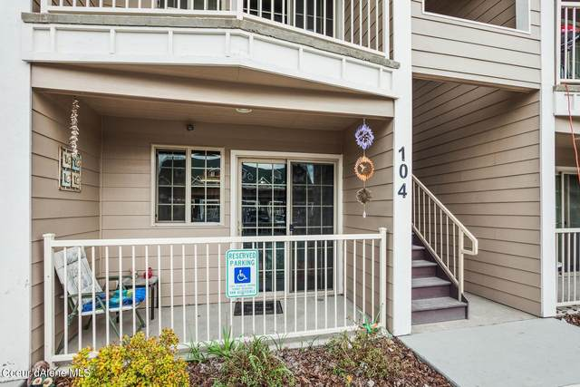 842 N Chase Rd #104, Post Falls, ID 83854 (#21-5256) :: Mall Realty Group