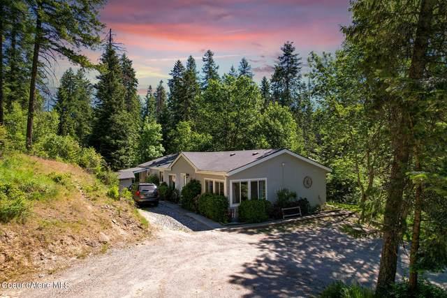 7173 E Buckboard Rd, Coeur d'Alene, ID 83814 (#21-5386) :: Kroetch Premier Properties