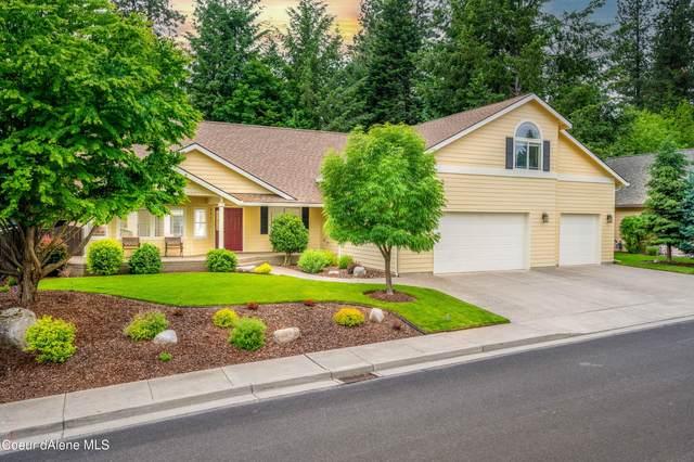 2857 N. Sugar Pines Drive, Coeur d'Alene, ID 83815 (#21-5395) :: Five Star Real Estate Group