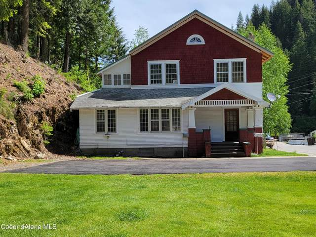 178 King St, Wallace, ID 83873 (#21-5425) :: Coeur d'Alene Area Homes For Sale