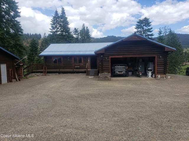 20786 S Robinson Creek Rd, Cataldo, ID 83810 (#21-5436) :: Keller Williams Realty Coeur d' Alene