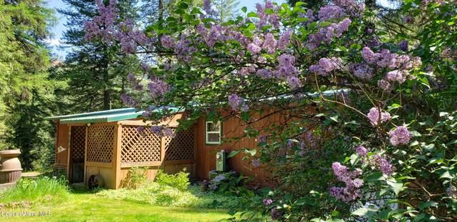 4851 St Maries River Rd, St. Maries, ID 83861 (#21-5454) :: CDA Home Finder
