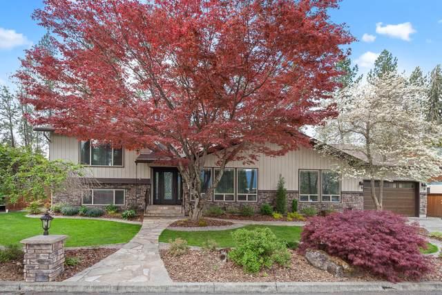 10101 N Pines Rd, Hayden Lake, ID 83835 (#21-5523) :: Five Star Real Estate Group