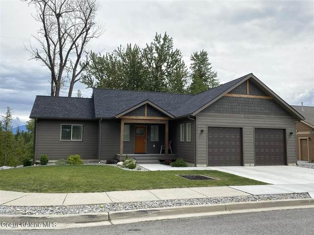 3408 Spring Creek Way, Sandpoint, ID 83864 (#21-5561) :: Keller Williams Realty Coeur d' Alene