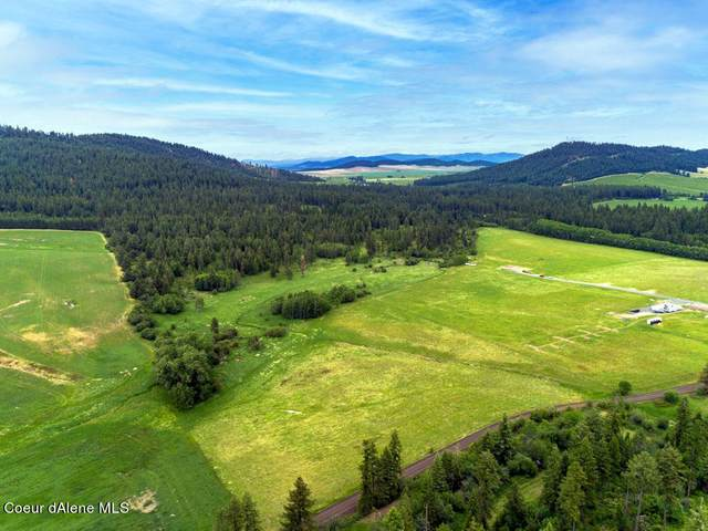 20 Acre W County Line Rd, Worley, ID 83876 (#21-5588) :: CDA Home Finder