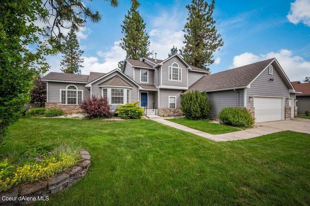 719 N Dundee Dr, Post Falls, ID 83854 (#21-5615) :: Team Brown Realty