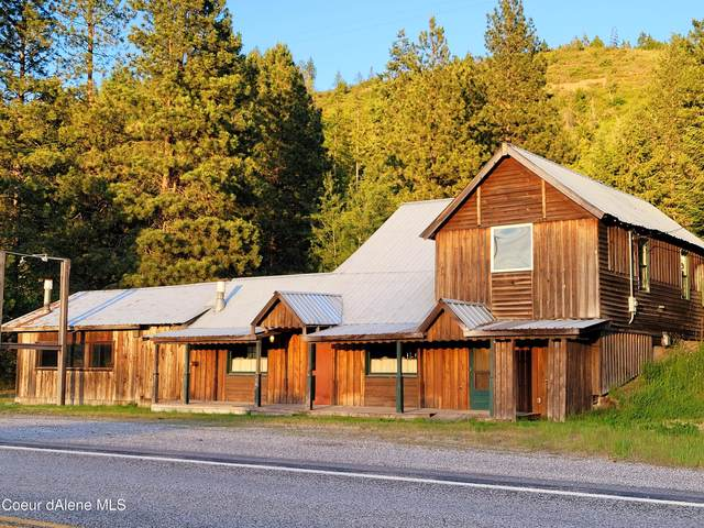 22090 S Highway 3, Cataldo, ID 83810 (#21-5682) :: ExSell Realty Group