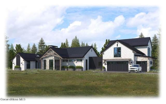 2124 E Kettle Ridge Rd, Harrison, ID 83833 (#21-5704) :: Chad Salsbury Group