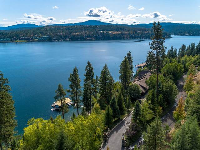 4736 S Threemile Point Rd, Coeur d'Alene, ID 83814 (#21-571) :: Keller Williams CDA