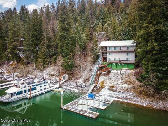 8349 W Shorecrest Rd, Coeur d'Alene, ID 83814 (#21-572) :: Heart and Homes Northwest