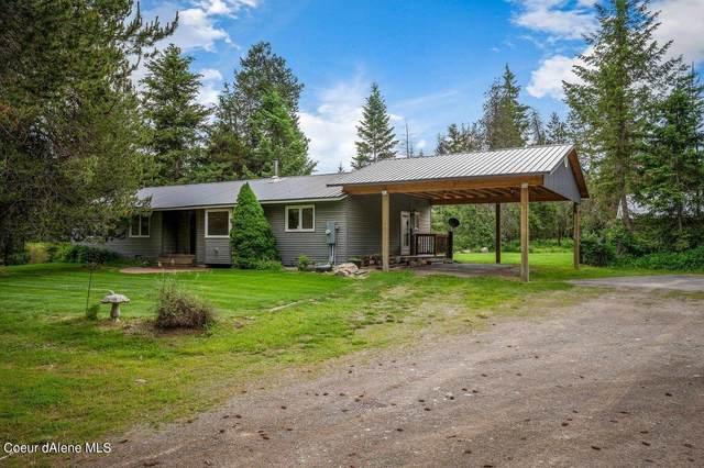 8558 W Liberty Dr, Spirit Lake, ID 83869 (#21-5799) :: Northwest Professional Real Estate
