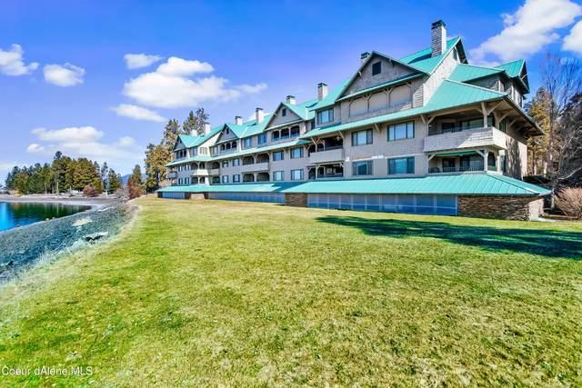 4549 S Arrow Point Dr #103, Harrison, ID 83833 (#21-5830) :: Kroetch Premier Properties