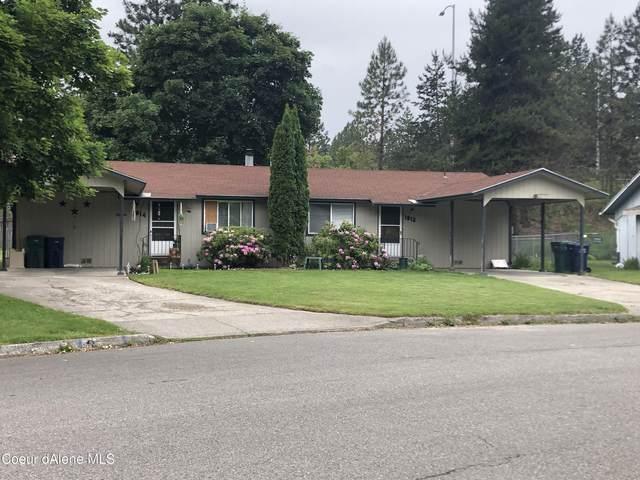 1812/1814 N Burl Ln, Coeur d'Alene, ID 83814 (#21-5864) :: Northwest Professional Real Estate