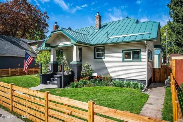 721 N A St, Coeur d'Alene, ID 83814 (#21-5867) :: Northwest Professional Real Estate