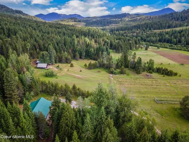 525 Pothole Road, Laclede, ID 83841 (#21-5872) :: Northwest Professional Real Estate