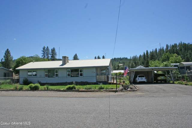 511 & 513 Wyoming, Pinehurst, ID 83850 (#21-5884) :: Northwest Professional Real Estate