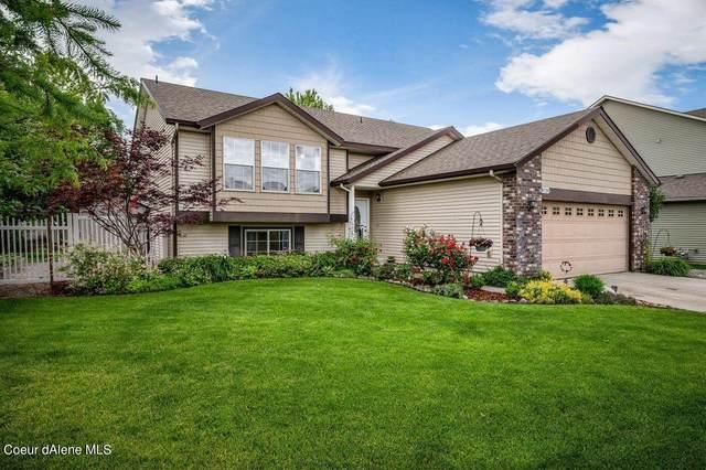 8719 N Salmonberry Loop, Hayden, ID 83835 (#21-5887) :: Amazing Home Network