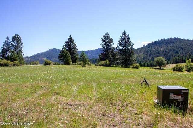 S Eagle Peak Rd, Cataldo, ID 83810 (#21-5890) :: ExSell Realty Group