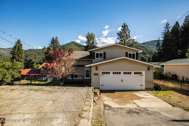 203 7th St, Silverton, ID 83867 (#21-5893) :: Coeur d'Alene Area Homes For Sale