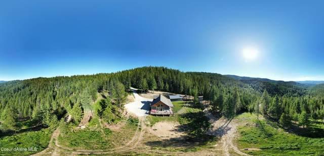 245 Moose Mountain Lane, Kingston, ID 83839 (#21-5910) :: ExSell Realty Group