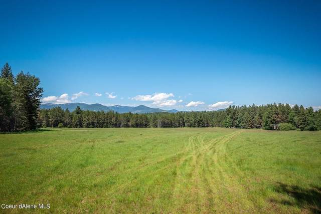 Parcel 4 N Center Valley Rd, Sandpoint, ID 83864 (#21-5913) :: Link Properties Group