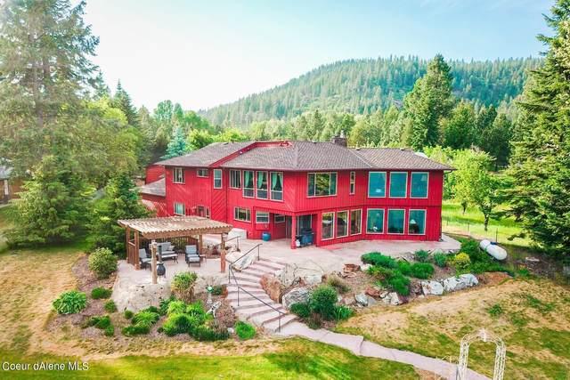 145 River Birch Road, Laclede, ID 83841 (#21-5924) :: Kroetch Premier Properties