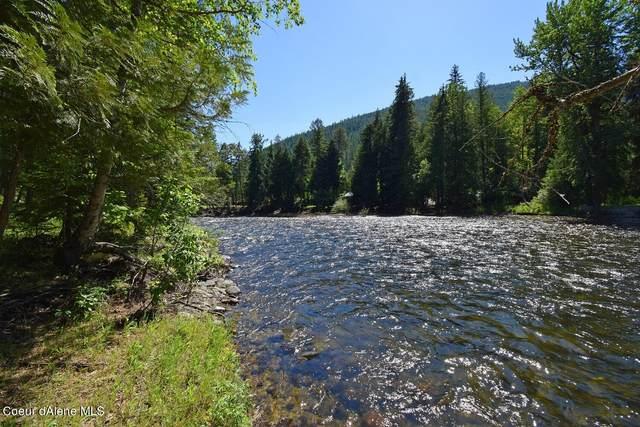 Lot 47&48 Copper Creek Rd, Bonners Ferry, ID 83805 (#21-5935) :: Link Properties Group