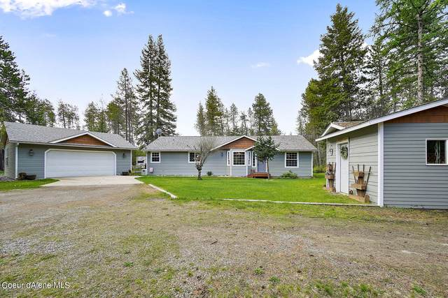 21111 Hwy 41, Spirit Lake, ID 83869 (#21-5945) :: Kroetch Premier Properties
