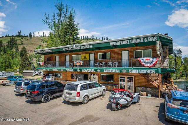 18985 St Joe River Road, St. Maries, ID 83861 (#21-5959) :: ExSell Realty Group