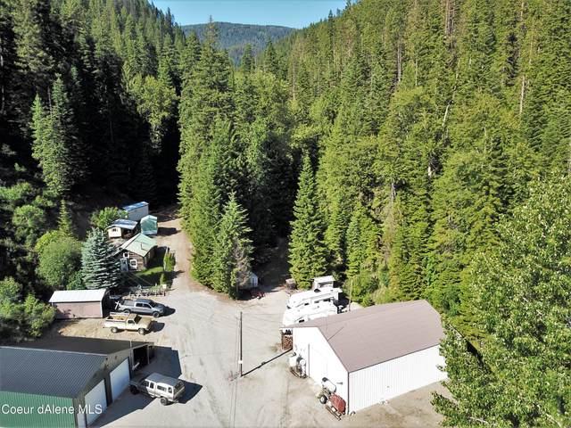 123 Gold Run Rd, Murray, ID 83874 (#21-5961) :: Coeur d'Alene Area Homes For Sale