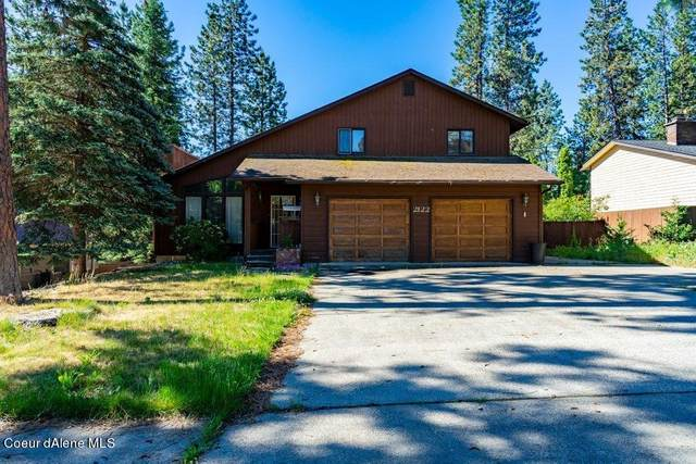 2122 W Canyon Dr, Coeur d'Alene, ID 83815 (#21-5963) :: ExSell Realty Group