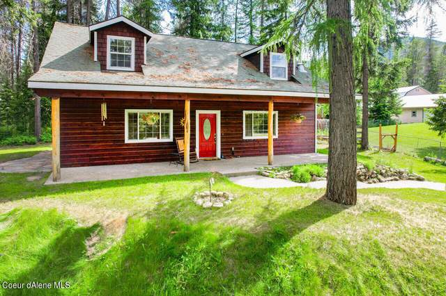 4816 Upper Pack River Rd, Sandpoint, ID 83864 (#21-5985) :: Link Properties Group