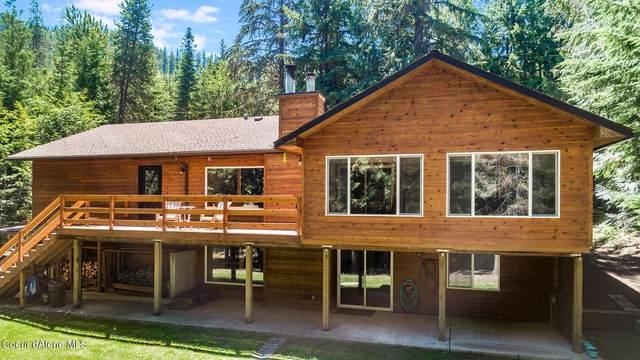 1205 Wooded Acres Drive, Sagle, ID 83860 (#21-5987) :: Kroetch Premier Properties