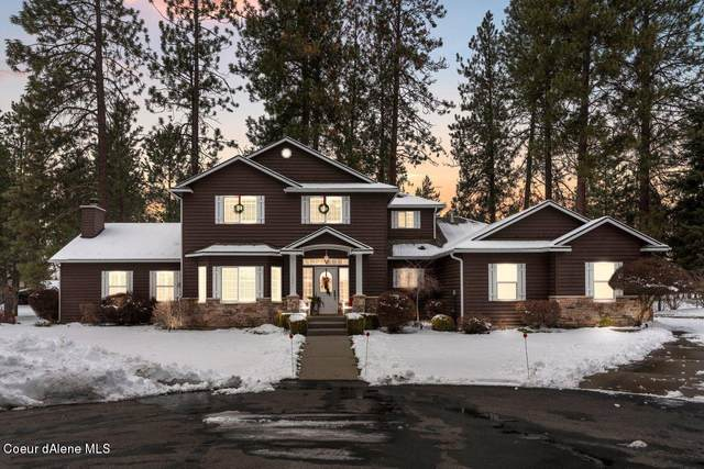 1375 E Griffitts Ct, Hayden Lake, ID 83835 (#21-600) :: Amazing Home Network