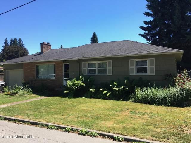 1614 E Montana Ave, Coeur d'Alene, ID 83814 (#21-6038) :: Flerchinger Realty Group - Keller Williams Realty Coeur d'Alene