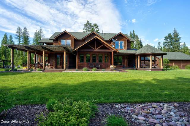 186 Snow Valley Rd, Priest River, ID 83856 (#21-6039) :: Chad Salsbury Group