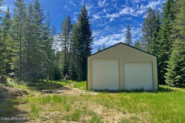 333 Coyote Trail, Sandpoint, ID 83864 (#21-6053) :: Chad Salsbury Group