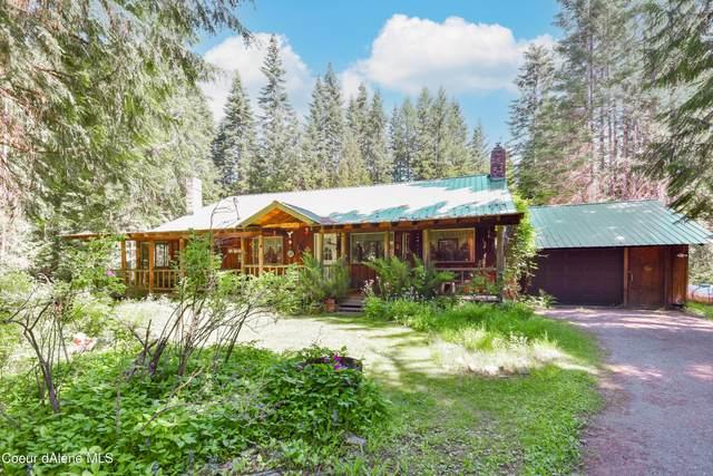 1731 Bear Paw Rd, Priest River, ID 83856 (#21-6108) :: Flerchinger Realty Group - Keller Williams Realty Coeur d'Alene