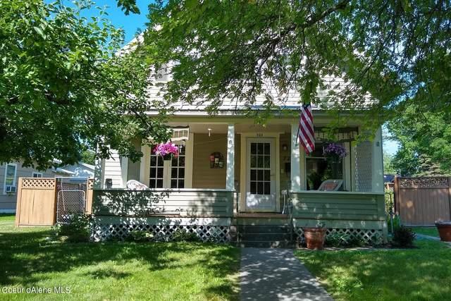 723 N Forest Ave, Sandpoint, ID 83864 (#21-6110) :: Flerchinger Realty Group - Keller Williams Realty Coeur d'Alene