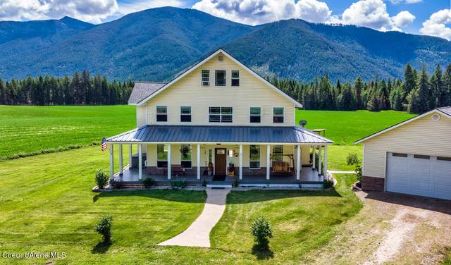 3345 Paradise Valley Rd, Bonners Ferry, ID 83805 (#21-6114) :: Flerchinger Realty Group - Keller Williams Realty Coeur d'Alene
